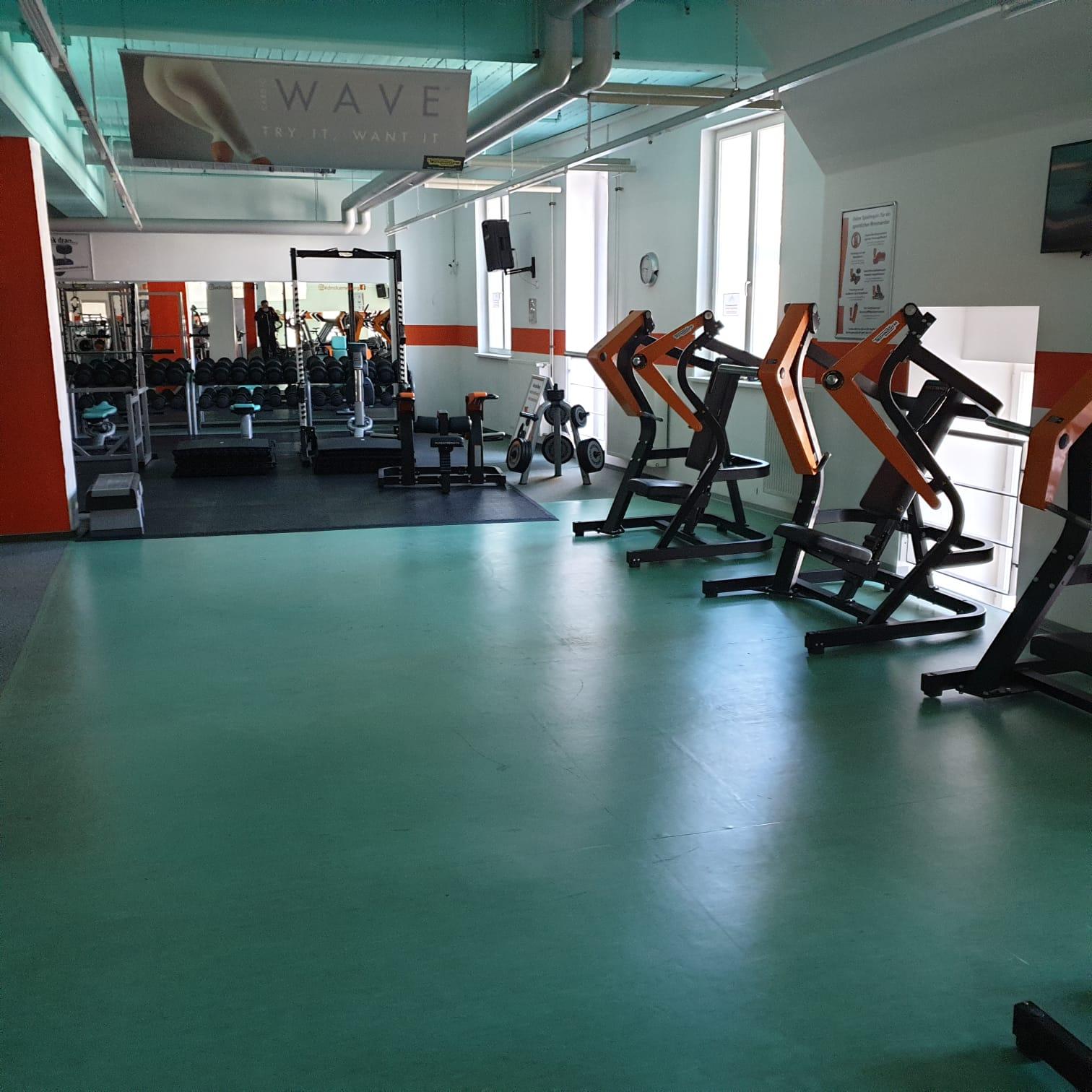 Fitnessstudio Kassel Kurfürsten Galerie